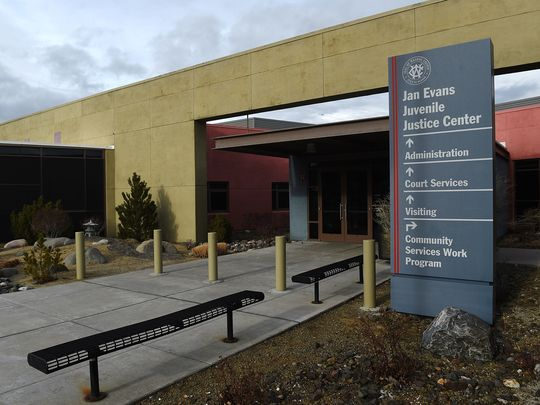 Projects : Justice : Juvenile Facilities : Washoe County