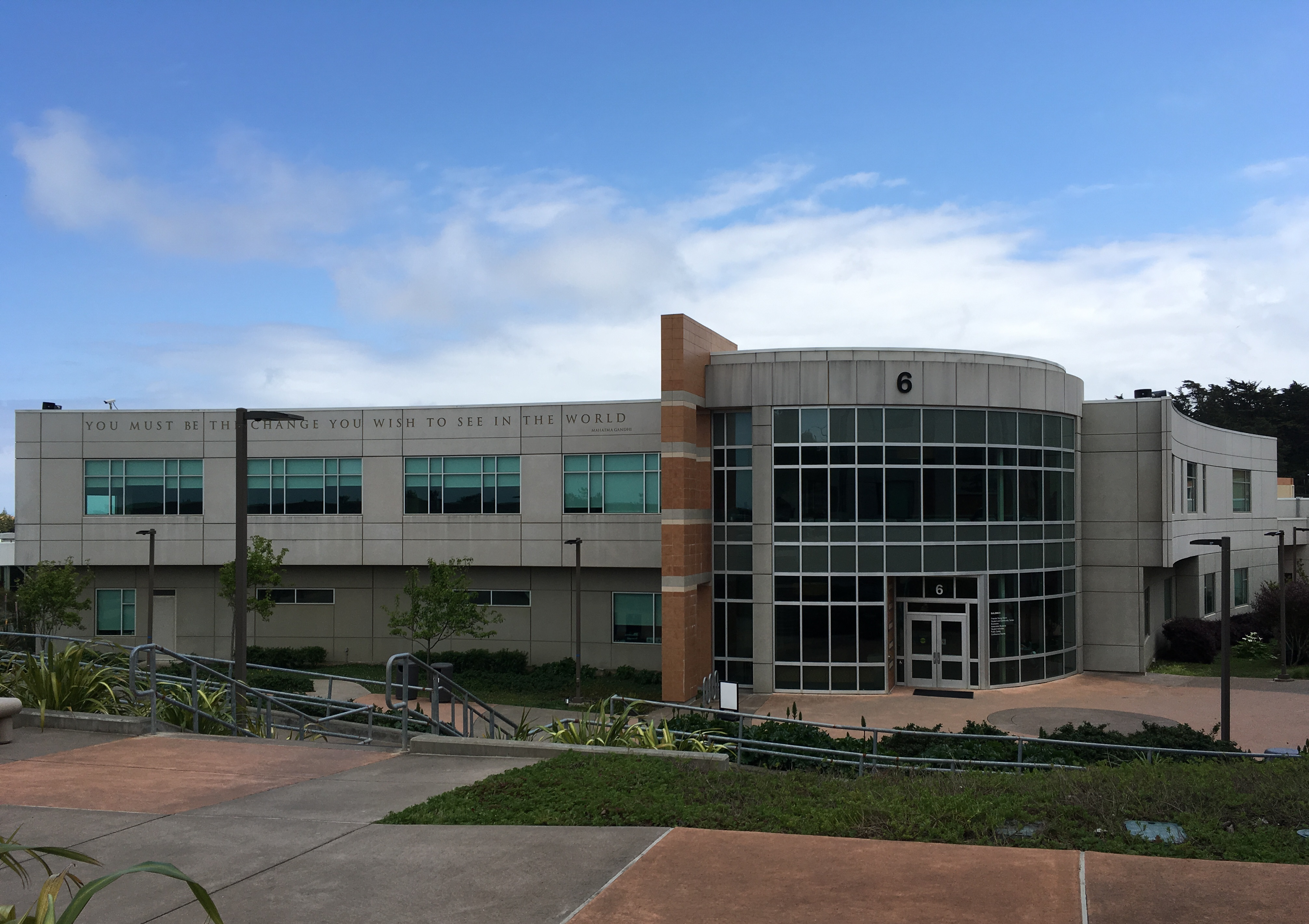 Projects : Education : Higher Education : Skyline College ...